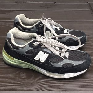 🇺🇸 New Balance 992 running shoes women's 9.5 EUC